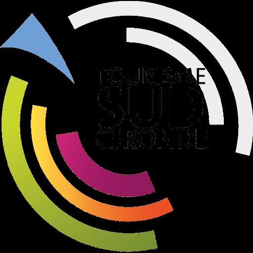 logo partenaire office du tourisme sud gironde maison du sauternes