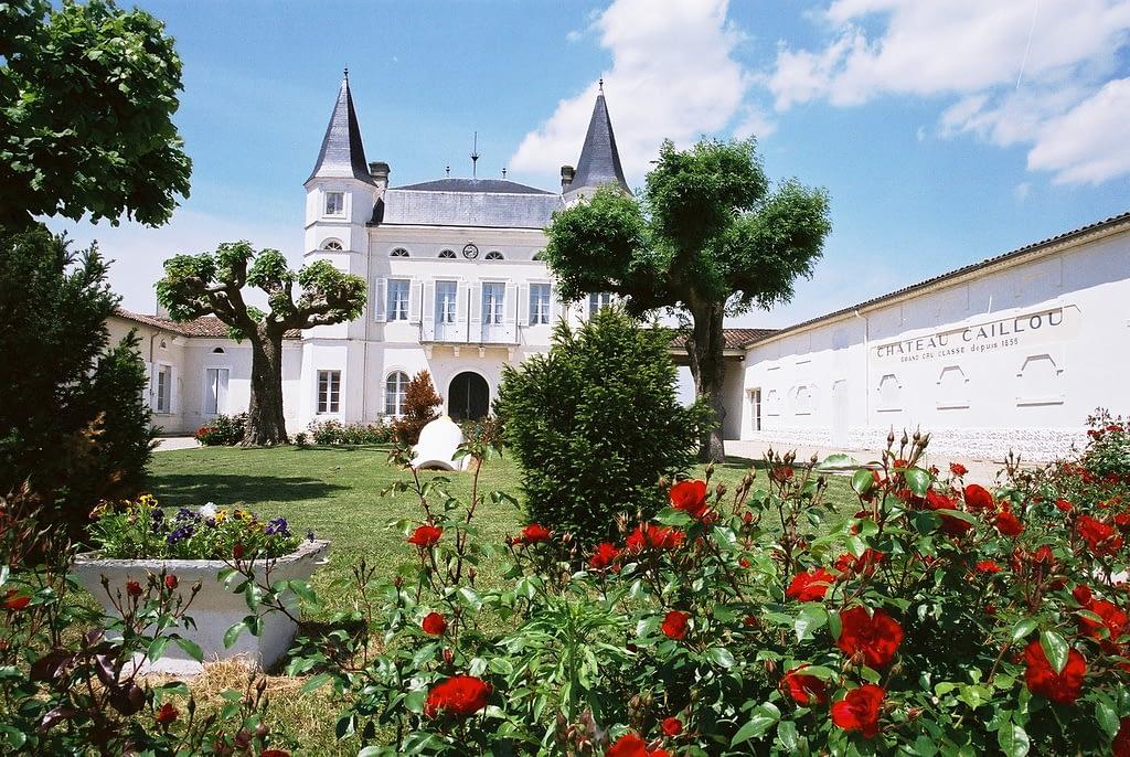 Chateau-Caillou-Sauternes