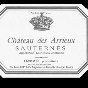 Château des Arrieux
